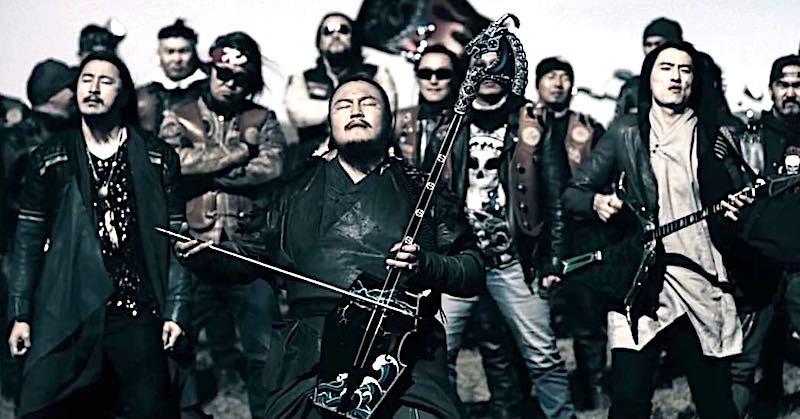 The HU: Mongolian Metal