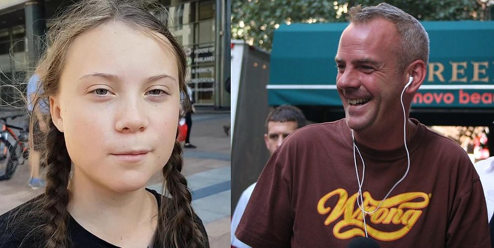 Fatboy Slim Samples Greta Thunberg's Speech