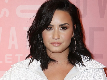 Demi Lovato Talks Aliens