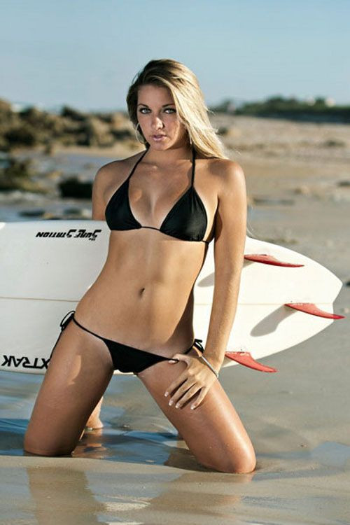 What is Sexy: Surfer Girls