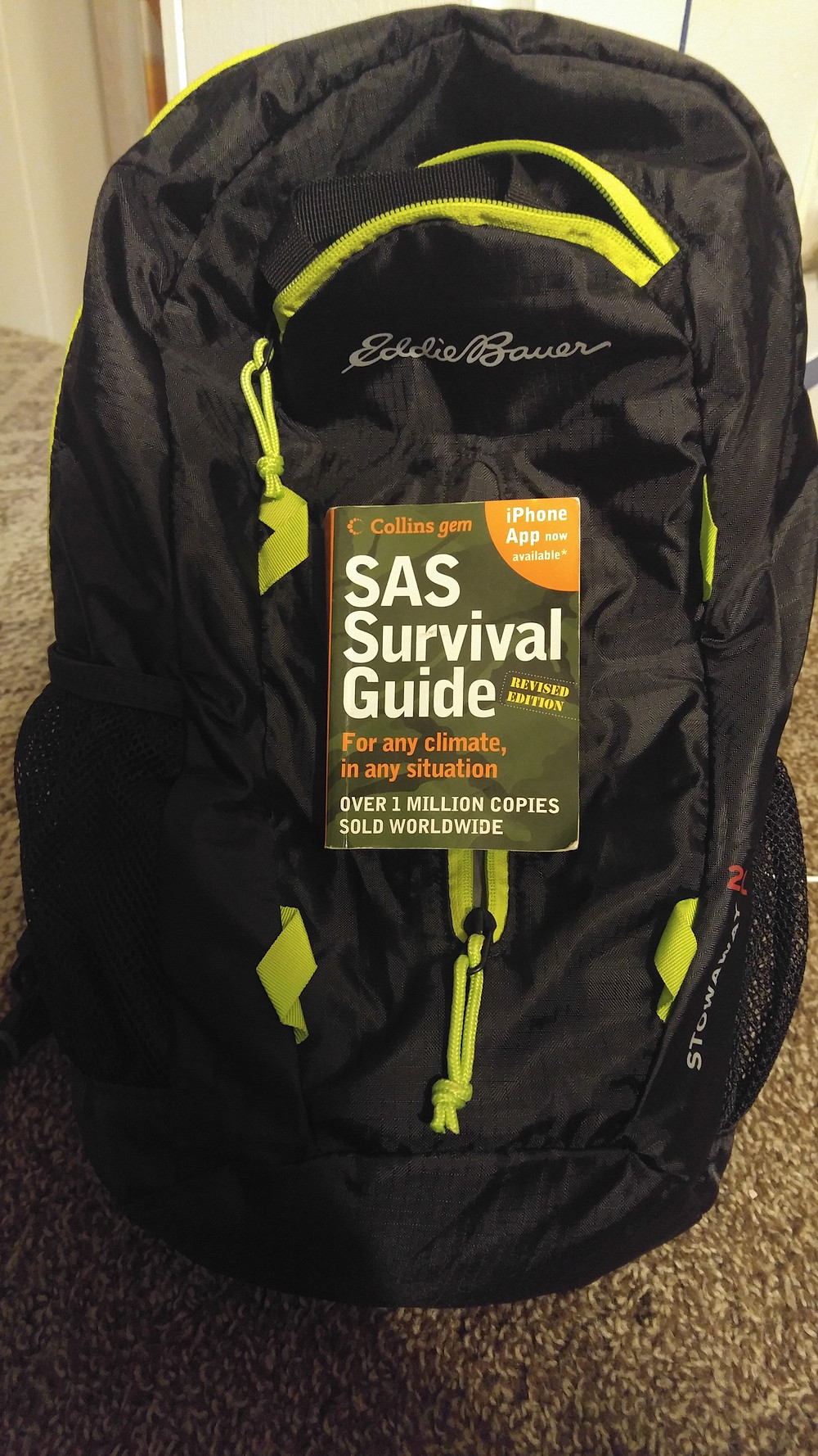 SAS Survival Guide review