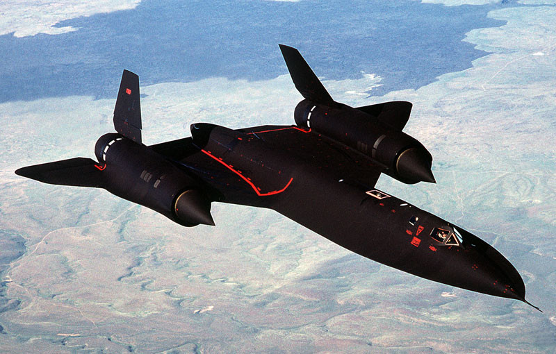 U-2 and the OXCART/SR-71