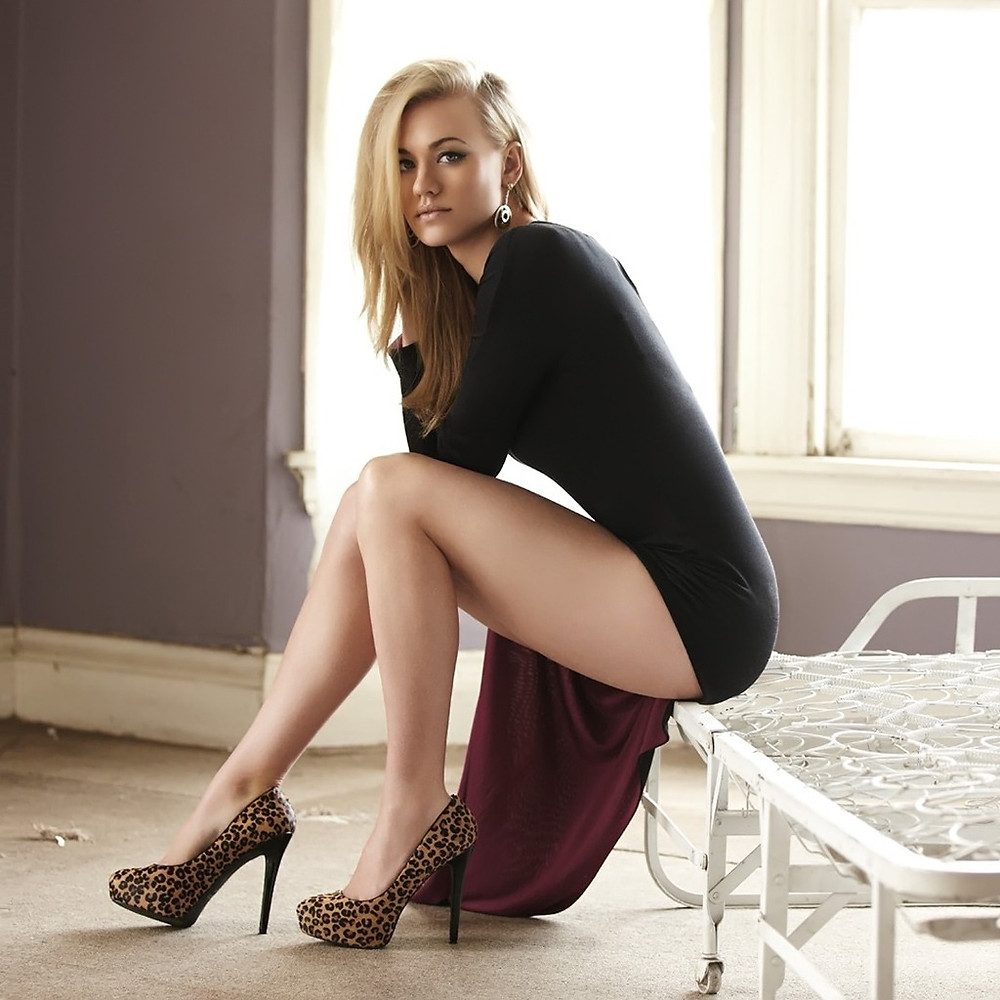 sexy female legs