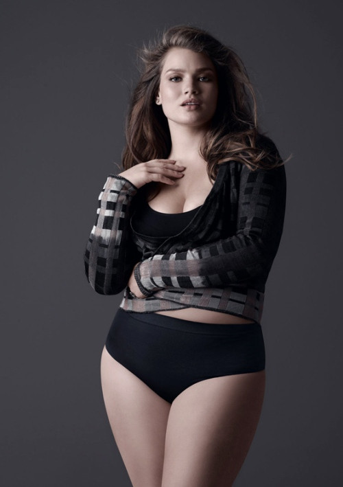 plus size modeling industry