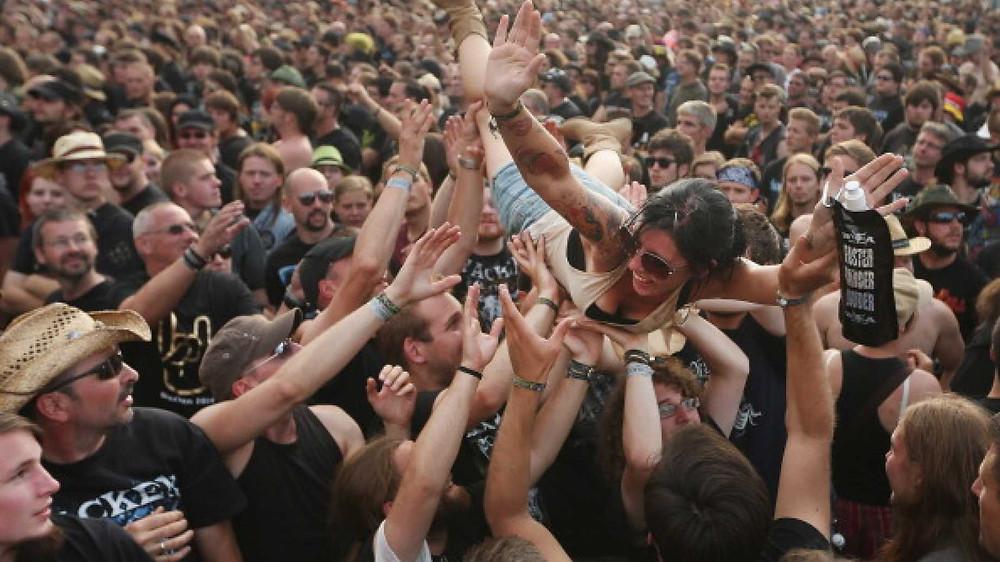 world's biggest heavy metal festival