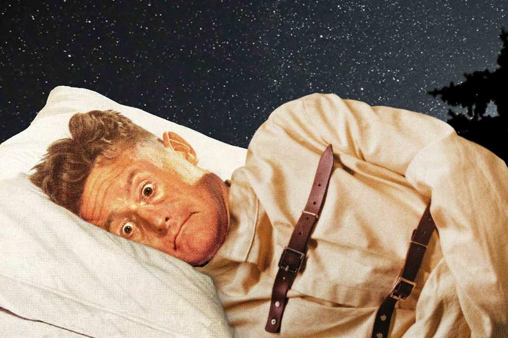 scary Sleep Paralysis