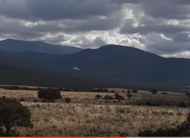 Drone Footage of Utah UFO