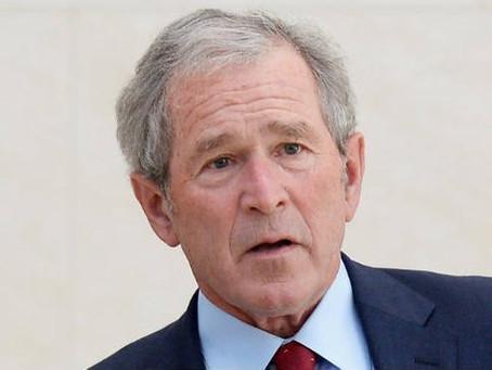 George W. Bush Refuses UFO Disclosure