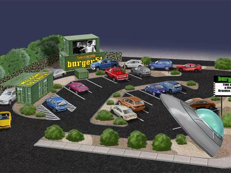 Area 51 Themed Drive-In Opens in Las Vegas
