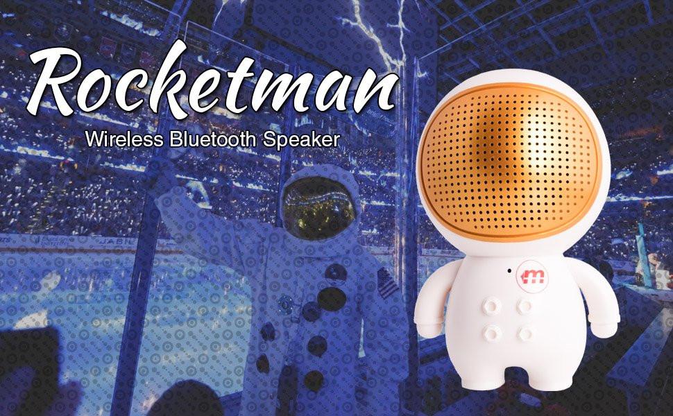 Malektronic Rocketman Bluetooth