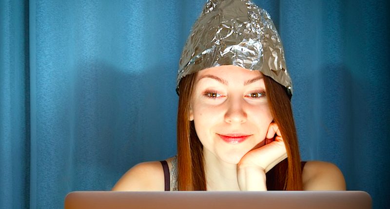 Why Isn't There More Female Conspiracy Theorists?