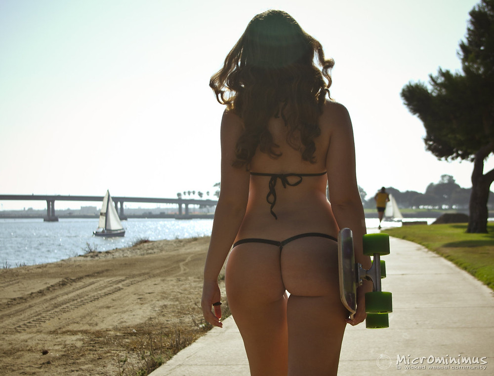What is Sexy: Girls Who Skateboard