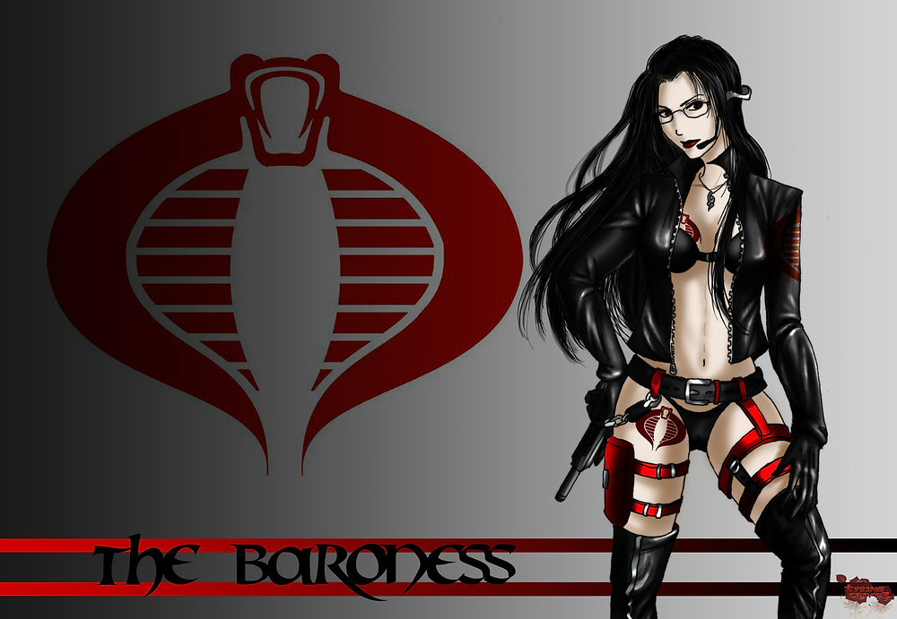 gi joe baroness