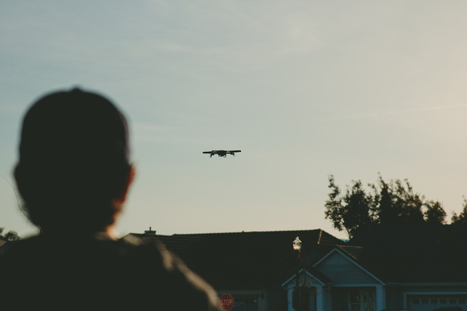 Becoming a Licensed Drone Operator