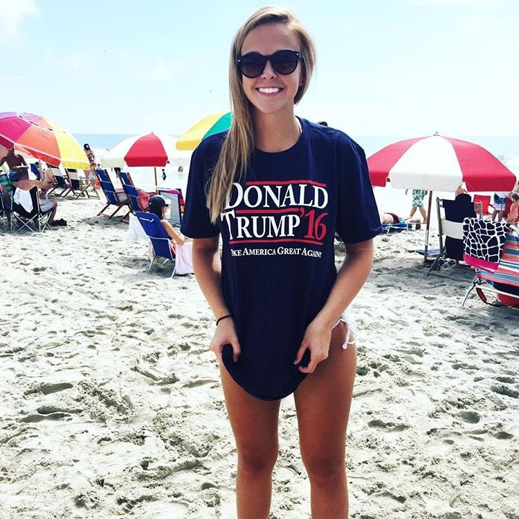 What is Sexy: Trump Girls