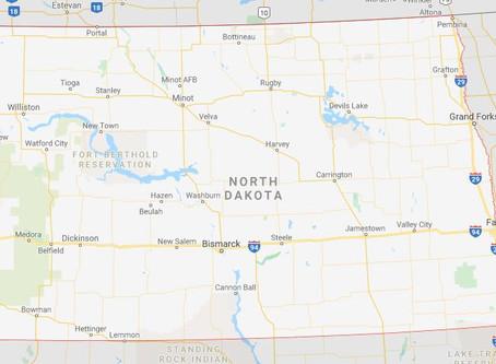 Anonymous UFO Report from North Dakota