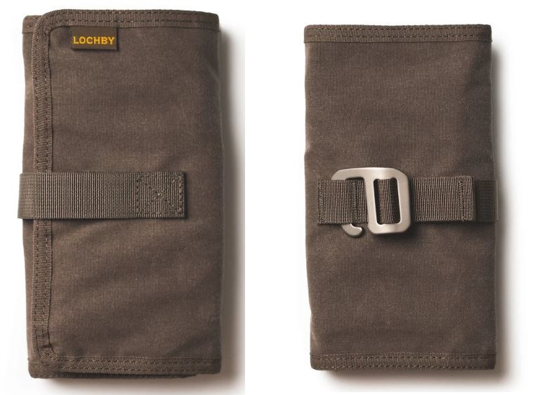 Introducing Lochby: Waxed Canvas Daily Carry Essentials