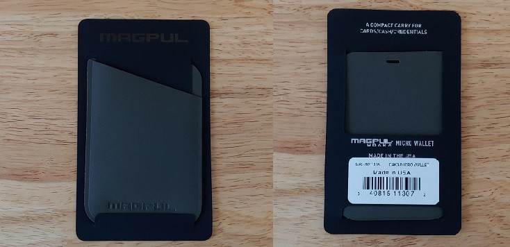 Review: Magpul Daka Micro Wallet