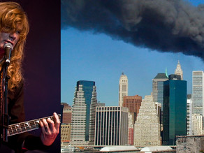 Weird Conspiracy Links Dave Mustaine to 9/11