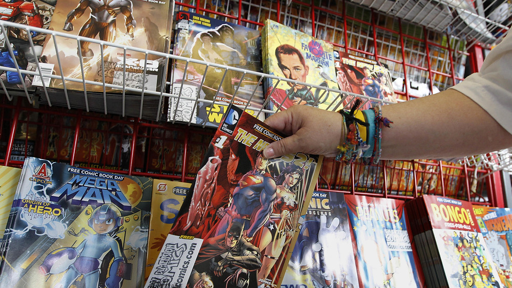 5 Best Places to Buy Comic Books Online