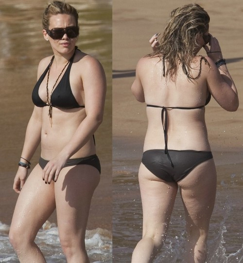 What is Sexy: Hilary Duff