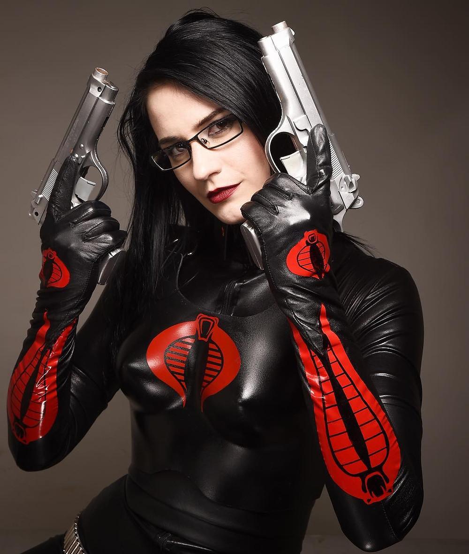 gi joe baroness cosplay