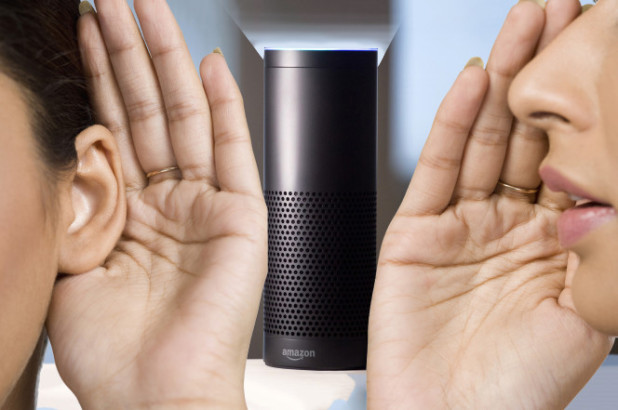 Alexa recorded conversations