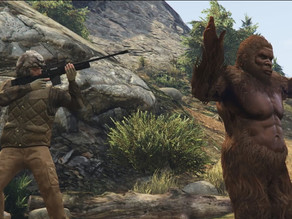 5 Rules For Bigfoot Searchers