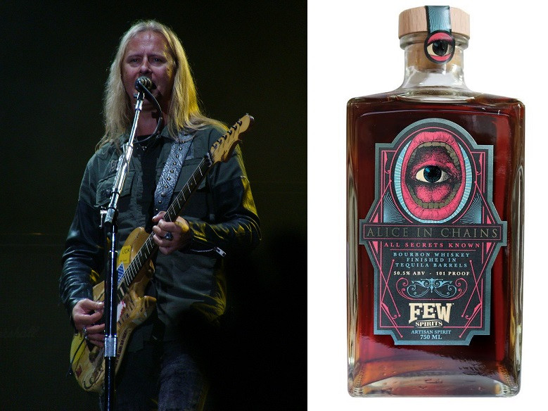 Alice In Chains All Secrets Known Bourbon