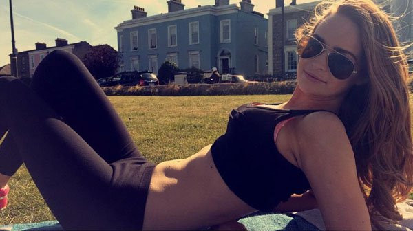 What is Sexy: Miss Ireland Aoife Walsh