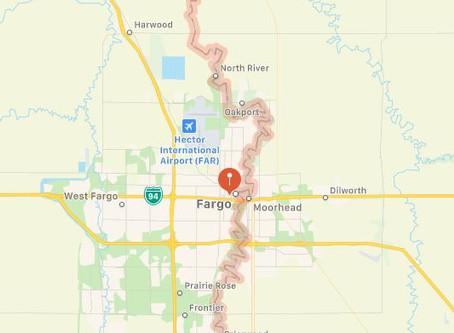 Sightings Report: Fargo, North Dakota
