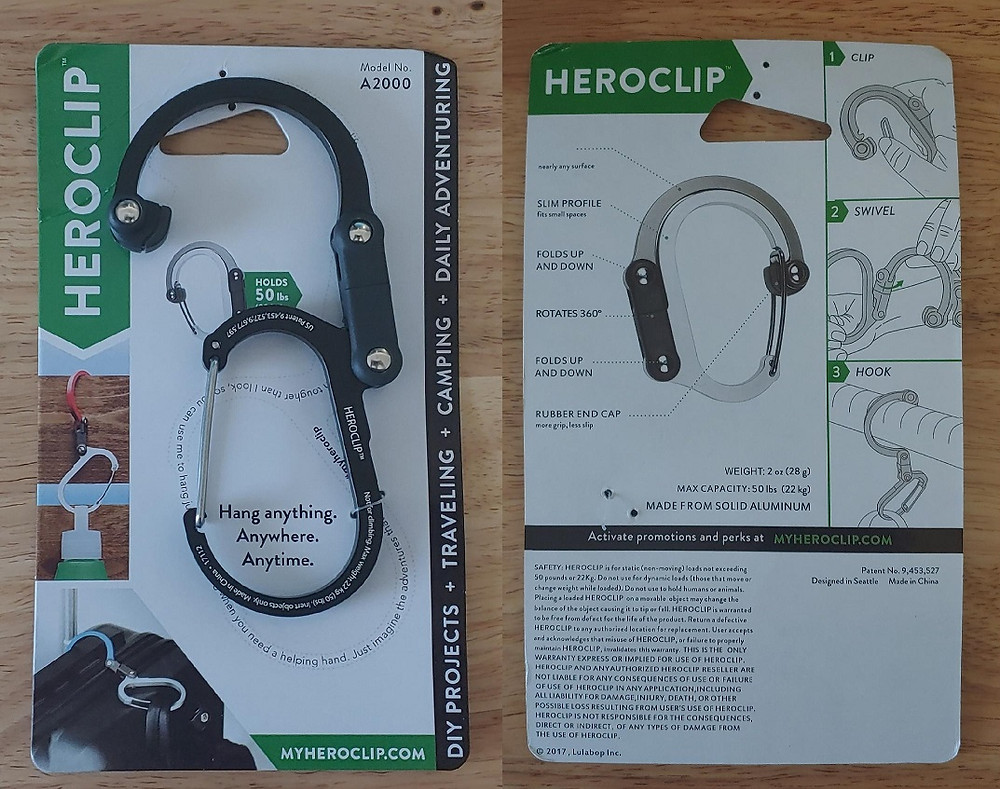 Must Have EDC Accessory: The HEROCLIP