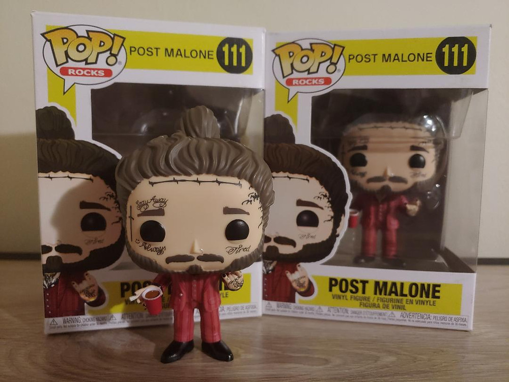 post malone funko pop