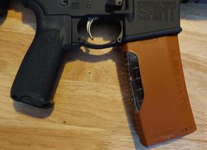 Pumpkin Spice Magazine for the AR-15