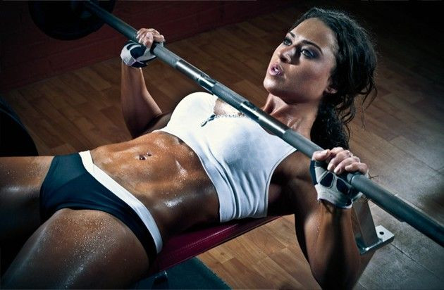 core workout for women