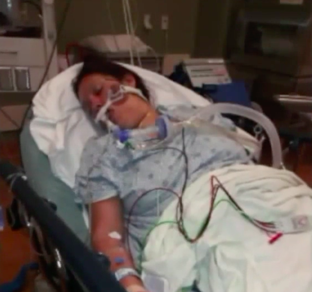 Woman Spends 3 Weeks In Intensive Care After Eating Gas Station Nacho Cheese
