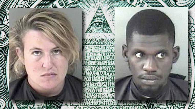 Florida Couple Claims to be Illuminati During Arrest