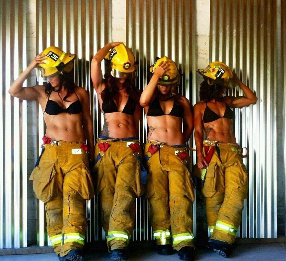 What is Sexy: Firegirls