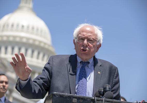 Bernie Sanders Bezos Act
