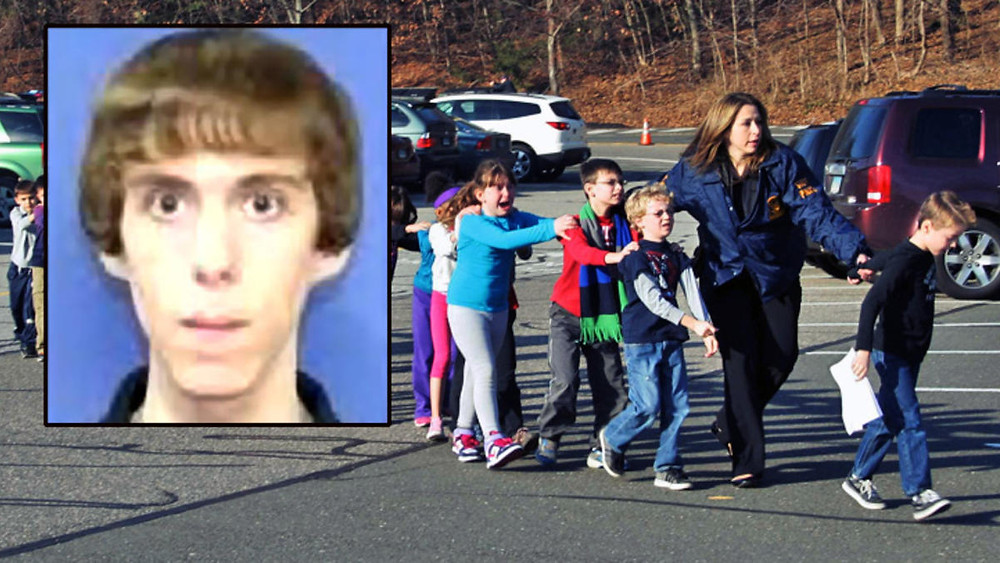 Who Are the Mystery Men in the Woods During the Sandy Hook Shooting?