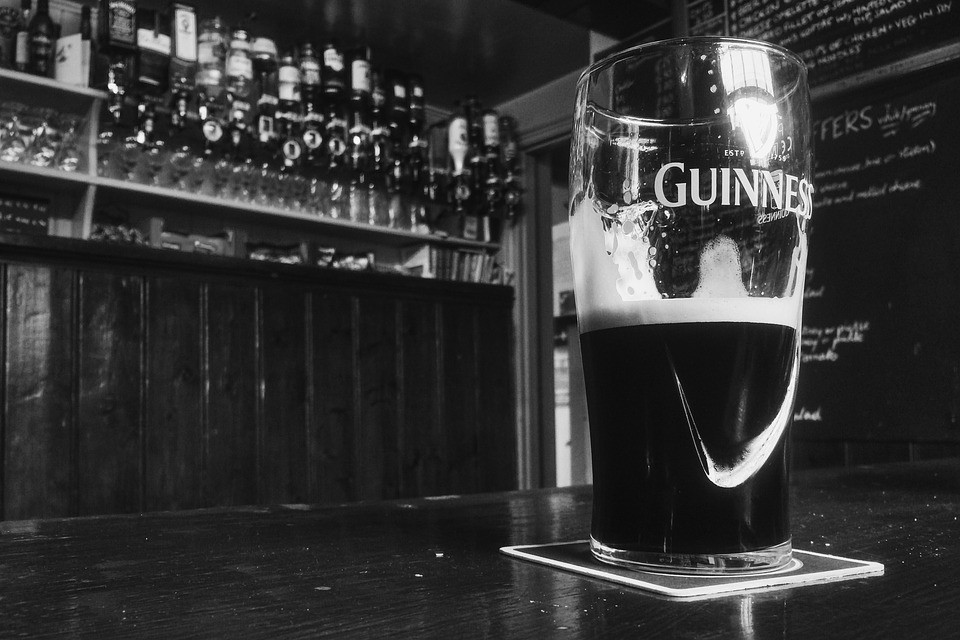 Guinness: The Best Low Calorie Beer