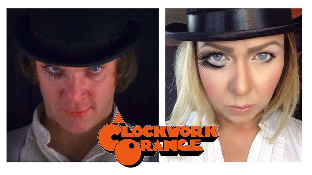 What is Sexy: Clockwork Orange Girls