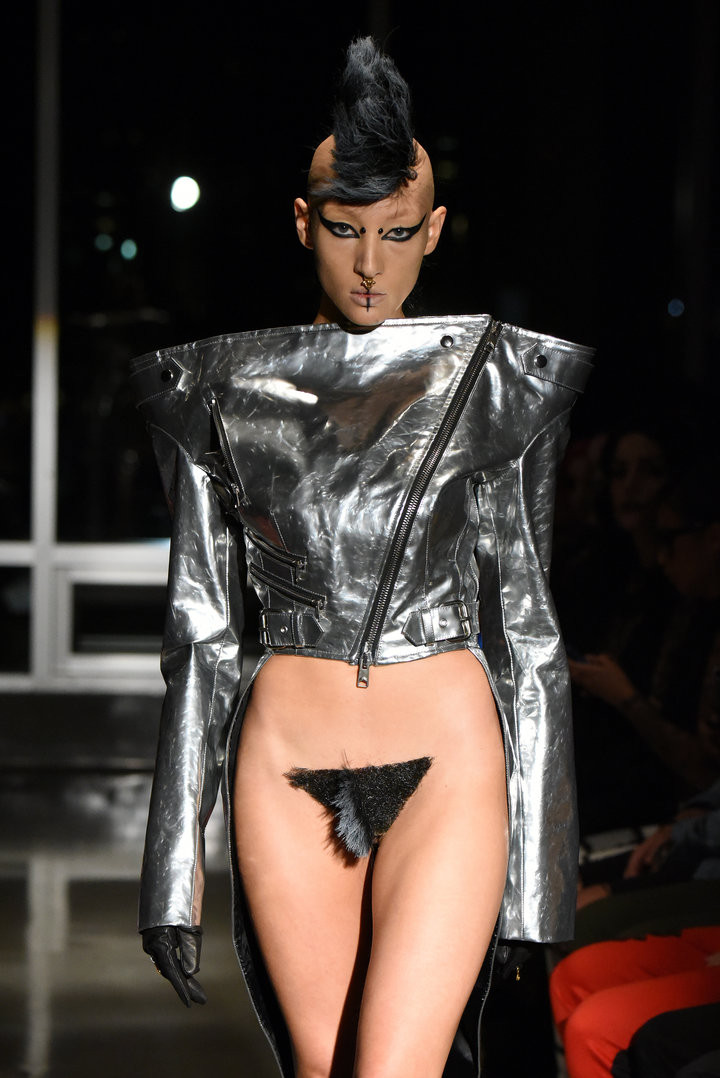 Not Sexy: Runway Fashion