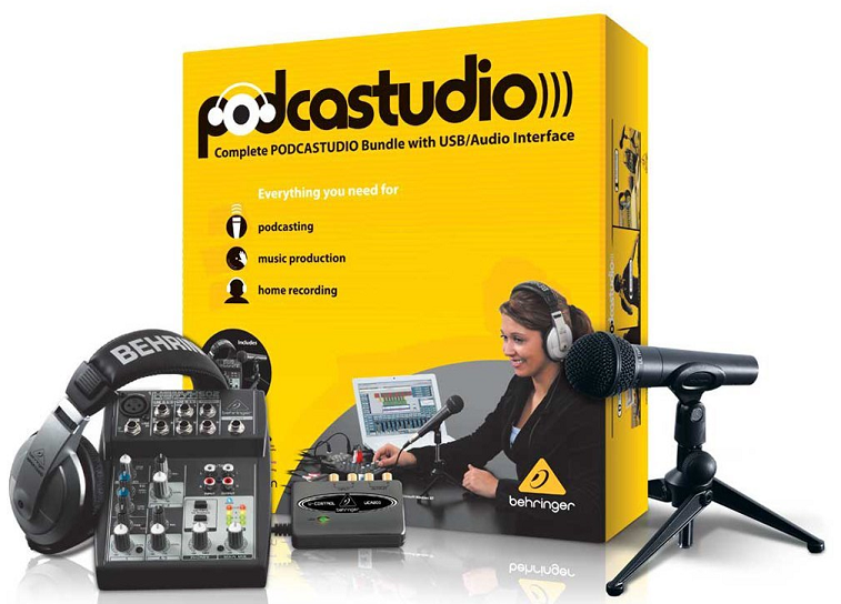 Podcastudio Bundle