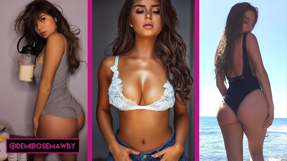 What is Sexy: Demi Rose