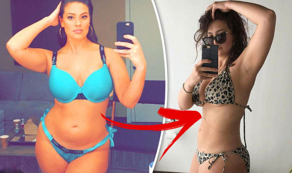 Ashley Graham Accused of Losing 'Too Much' Weight