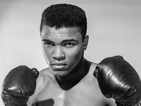 Muhammad Ali Talks About His UFO Sightings