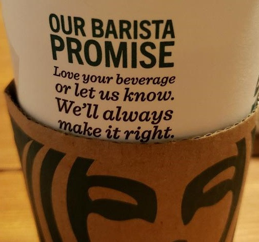 Has Starbucks Forgotten That It's a Coffee Company?