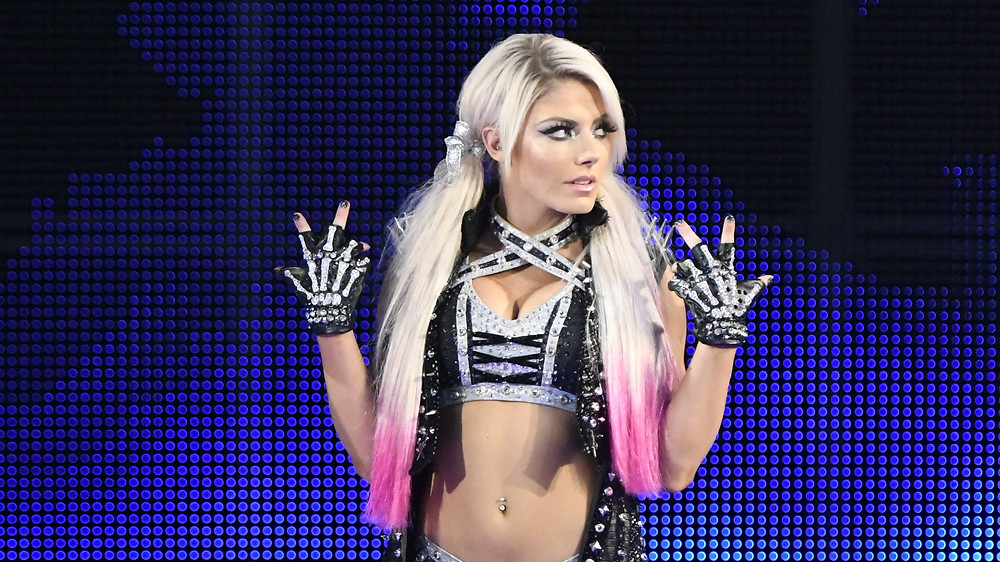 What is Sexy: Alexa Bliss