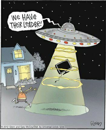 UFO and Alien Memes